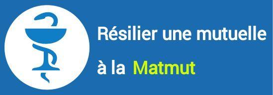 resiliation mutuelle matmut