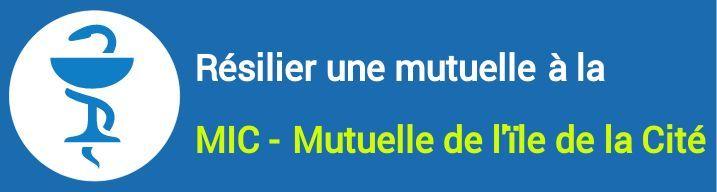 resiliation mutuelle mic mutuelle ile cite