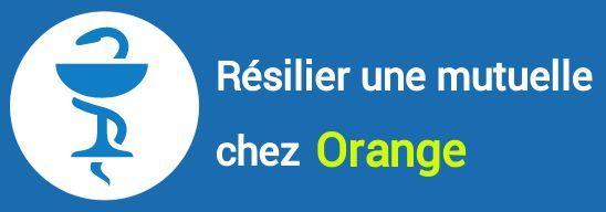resiliation mutuelle orange