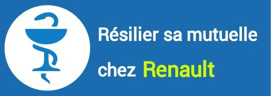 resiliation mutuelle renault