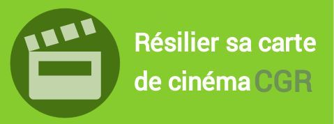 résilier carte cinema cgr