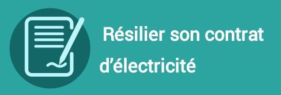 resilier son contrat electricite