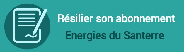 resilier abonnement energies du santerre