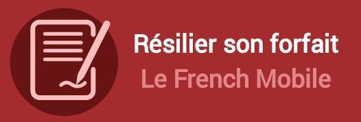 resilier forfait le french mobile