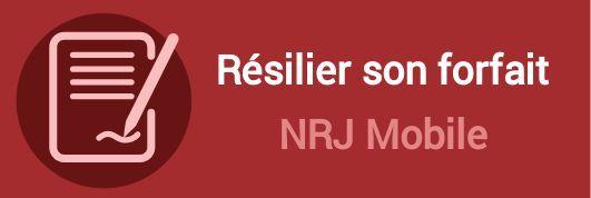 resilier forfait nrj mobile