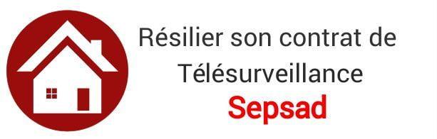 resiliation contrat telesurveillance sepsad