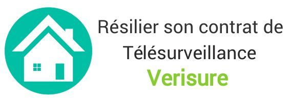 resiliation contrat telesurveillance verisure
