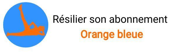 resiliation abonnement orange bleue