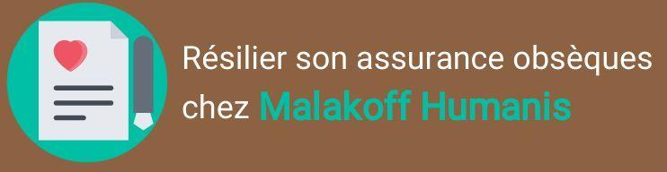 resiliation assurance obseques malakoff humanis